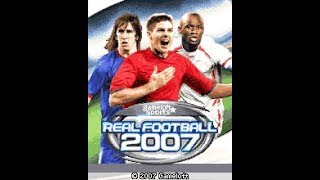 Real Football 2007 (Java Game - 2007) - Gameloft By: GamesSky