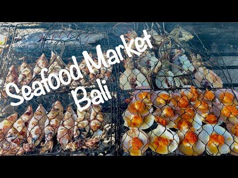 Jimbaran Seafood Market | Kuta | Bali | Indonesia | BeckyWanders