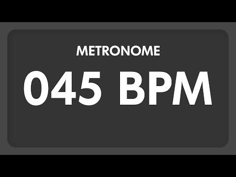45 BPM - Metronome