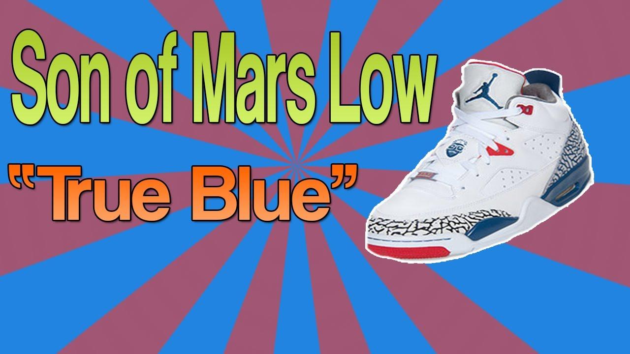 pretty nice ef659 173ef Air Jordan Son of Mars Low