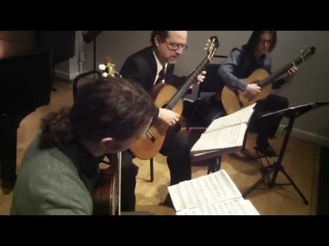 Nylönïcä! Guitar Trio - Baiao de Gude