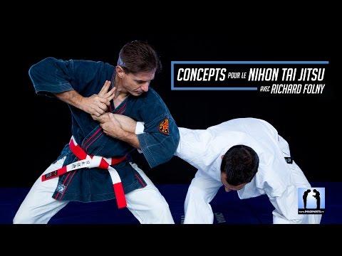 Concepts for Nihon Tai Jitsu with Richard Folny sensei