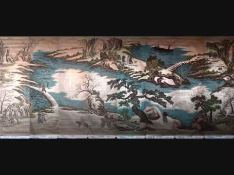 Antique Albert Van Luit Wallpaper Murals Part 1