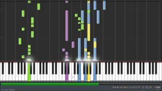 Synthesia: Hawaii 5-0 Theme [HD/HQ]