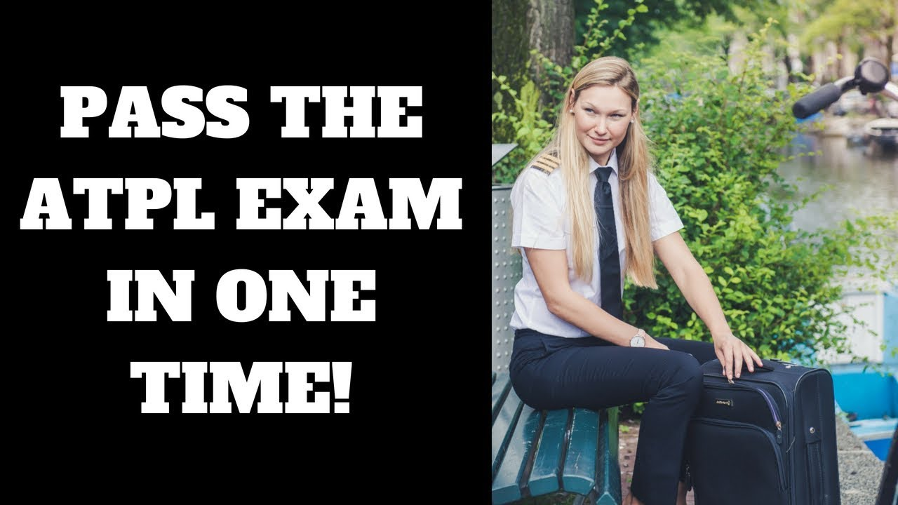 How To Pass The ATPL Exam?! | The Best Tip Of Your Life!