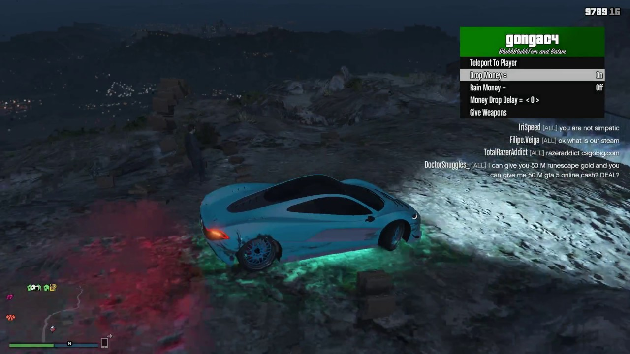 GTA 5 Online: Free Money Drop Lobby PC!!!!! - YouTube