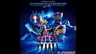 仮面ライダーGIRLSデビュー曲! 「Let's go Rider Kick 2011」のサビver...