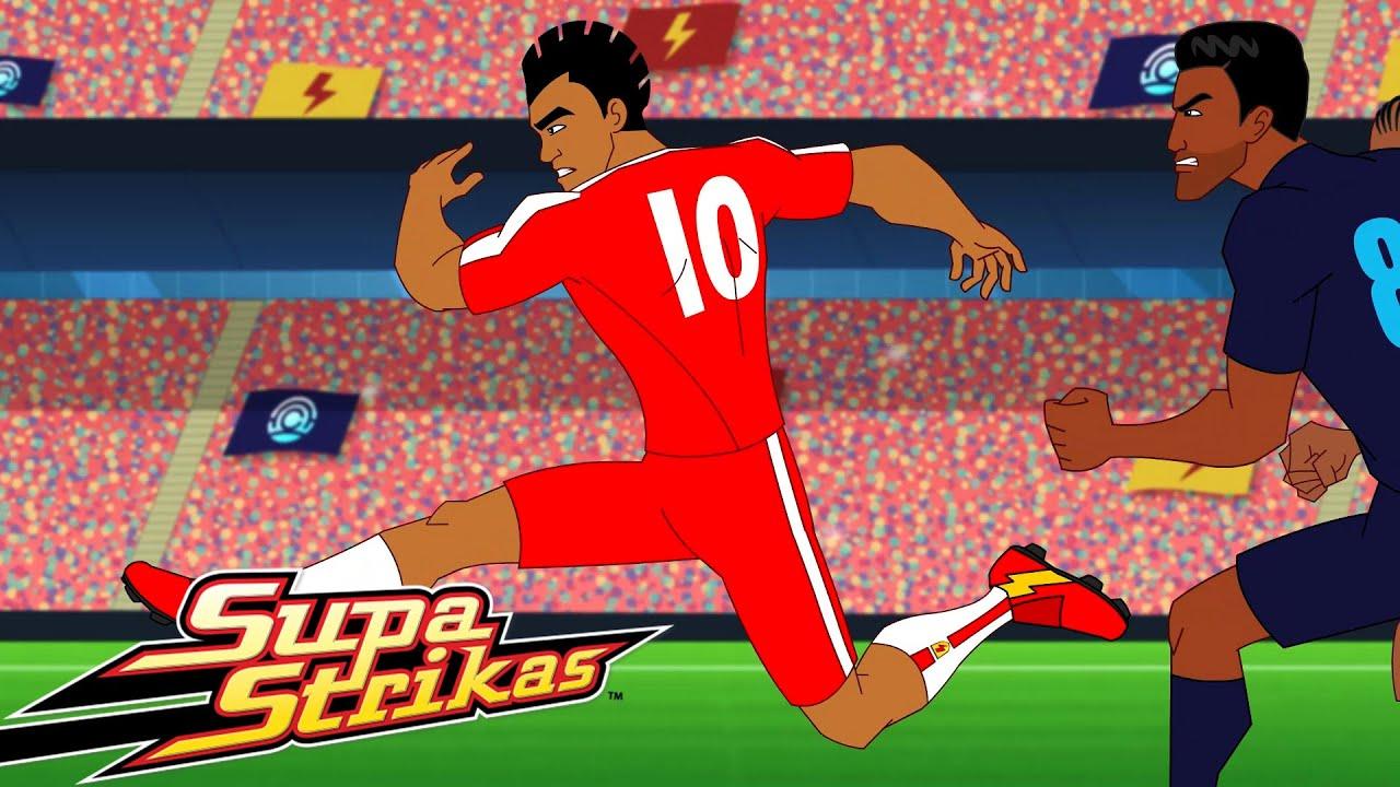 S6 S5 Hot Property!   SupaStrikas Soccer kids cartoons   Super Cool Football Animation   Anime