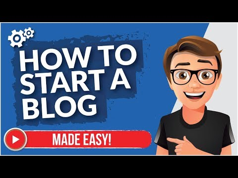 How To Start A Blog For Dummies
