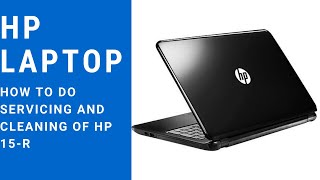 hp 15-bs541TU laptop service and cleaning HINDI