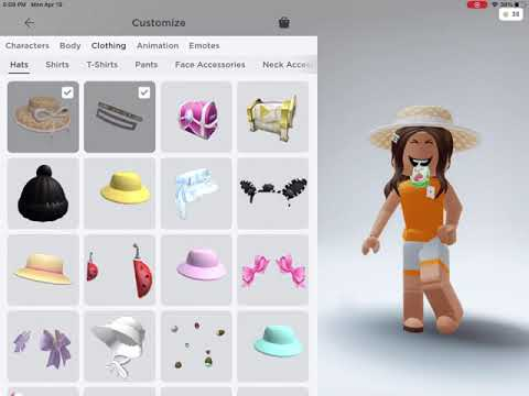 Summery ROBLOX Shopping Spree!!
