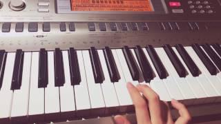 """""""Катюша"""" лёгкая игра на пианино ( правая рука )"""