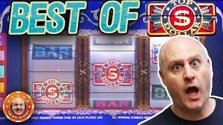 BEST OF TOP DOLLAR JACKPOTS! 💰The BIGGEST Wins Down Memory Lane! | The Big Jackpot