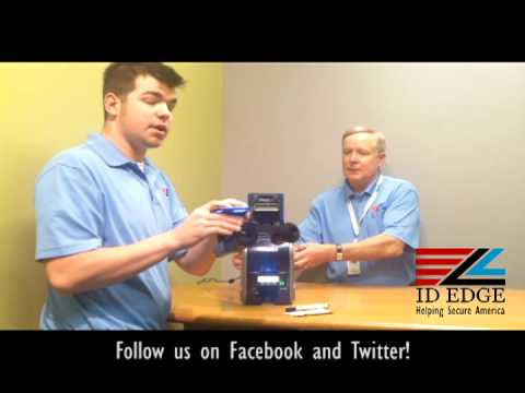 How to clean a Datacard SD360 card printer | Denver ID Badges