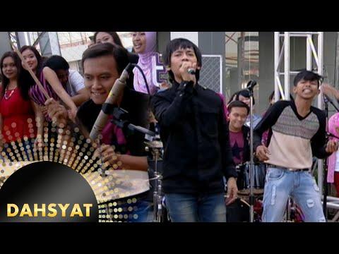 Serunya Dede Bernyanyi Dengan D'masiv [DahSyat] [6 September 2016]