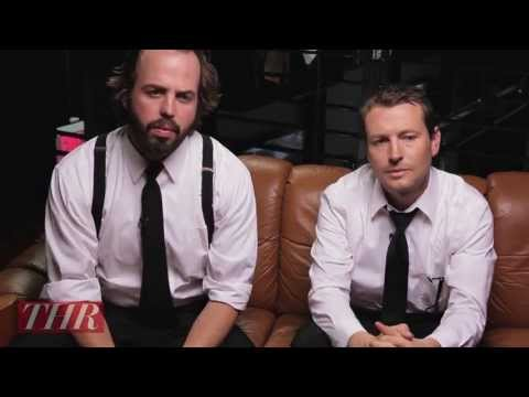 ComicCon: Angus Sampson and Leigh Whannell 'Insidious 2'