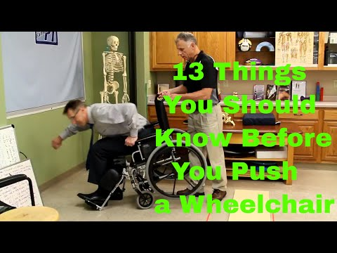 Should you kneel down to talk to someone in a wheelchair