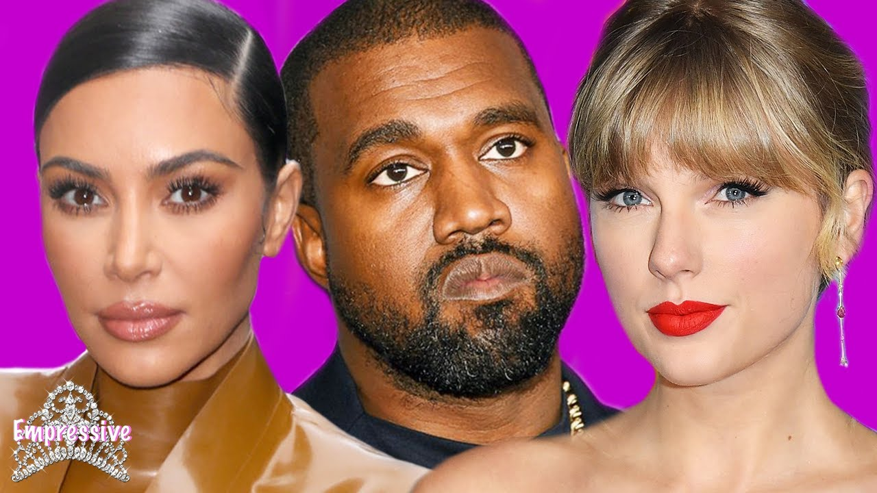 Newly leaked footage shows Taylor Swift and Kanye West talking ...