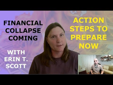 Financial Collapse Coming: Action Steps to Prepare Now. With