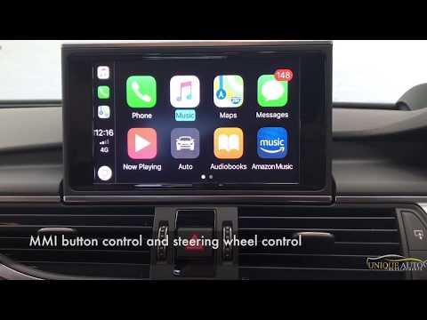 Audi Mmi Retrofit