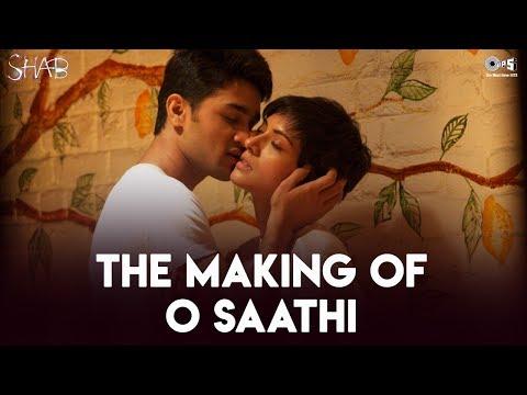 O Saathi Making   Shab   Ashish Bisht   Arpita Chatterjee   Mithoon   Arijit Singh