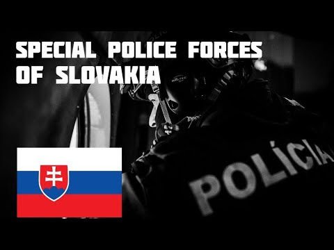 Special Police Forces Slovakia Police Tribute Nothing Is Impossible [Tactical Pear]