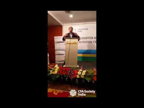 2016 Charter Award Ceremony at Mumbai