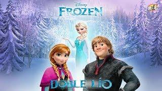 Frozen | Doble Lío - Encontremos a Elsa | Disney Junior