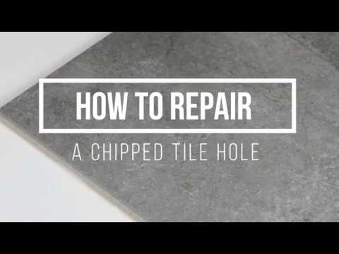 How To Repair Your Damaged Wall or Floor Tiling?