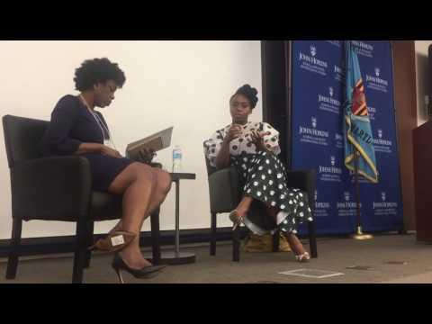 Chimamanda Ngozi Adichie on Religion and Feminism