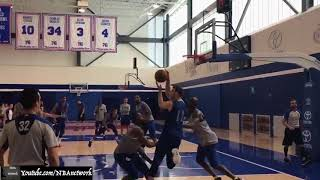 Philadelphia 76ers - day 2 of training camp! [part 1 of 2]