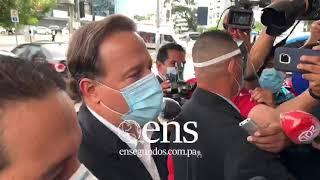 Juan Carlos Varela llega a indagatoria por denuncia relacionada con Odebrecht