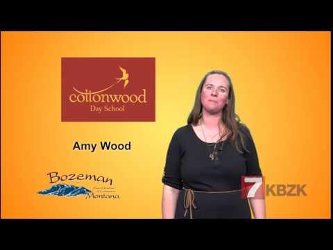 Biz to Biz with Bozeman Area Chamber of Commerce new member, Cottonwood Day School!