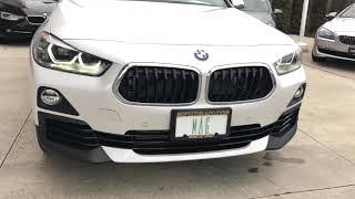 2018 BMW X2: First Peek