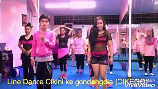 lagu Duo Anggrek - Cikini gondangdia (Joget Sehat bikin Goyang!!! )