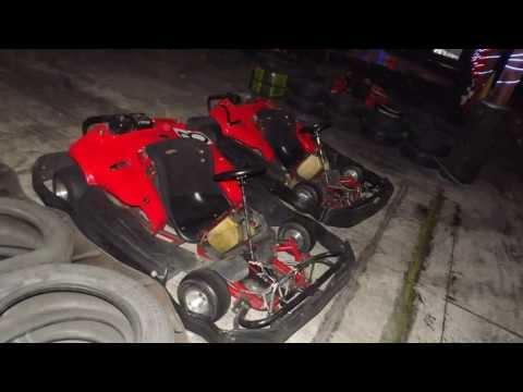 """Покатушки в картинг клубе """"Pro-Kart"""" г.  Мурманск 26 апреля 2013 года"""