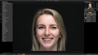 Mastering On1 Photo RAW 2018 - Episode 40: My Portrait Workflow
