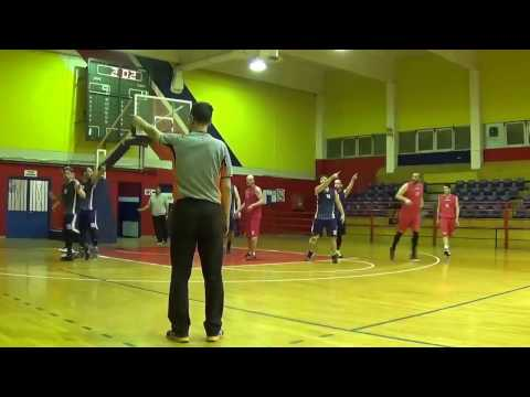 3Η - Α.Π ΑΤΛΑΣ -RED HOT CHILI HOOPERS vs VOLTRON 58-53