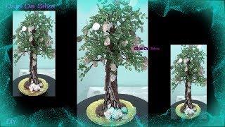 ÁRVORE DAS MOEDAS,Tree of COINS  -DYNÁ 