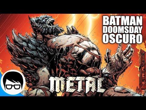 METAL - BATMAN DOOMSDAY OSCURO   BATMAN The Devastator #1   COMIC NARRADO