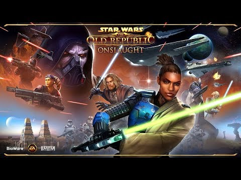 STAR WARS: The Old Republic – The Movie – Episode VI: Onslaught 【Jedi Knight】