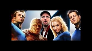 Ностальгирующий Критик - Фантастическая Четвёрка (2005)