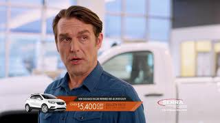 Over $5,400 off MSRP on 2018 Buick Encore Preferred  - Aug 2018 Offer