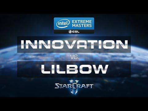 StarCraft 2 - Innovation vs Lilbow(TvP) - IEM 2015 Gamescom - Group B