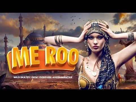 Ayeshmantha - Me Roo (මේ රූ) ft. OOSeven, DKM & Wild Skatey (Official Lyric Video)