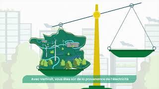 Vertvolt, le label de l'électricité verte