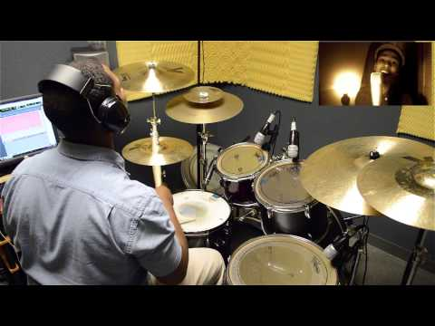 KB - Chris Brown - Fine China (Drum Cover)