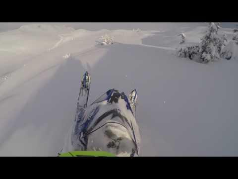 Yamaha Sidewinder MTX In Lost Lake