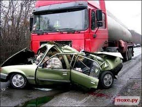Autounfälle gefährlich oder lächerlich Fällen Autofahren unfall ...