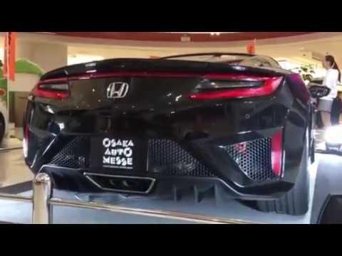 bikin ngiler !!! review mobil honda acura nsx 2017 - youtube